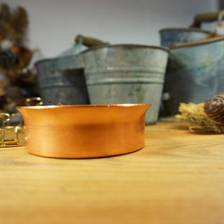 M.F.S COPPER TRAY | copper locket S