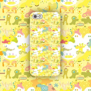 ▷ Umade ◀ Listen you forget me - yellow [iPhone7 (i7, i7plus, i6, i6s, i6plus, i6splus, i5se, i5s, i5c) / Android (Samsung, Samsung, HTC, Sony) Phone Case / Accessories - matte hard shell - artists] Angke Lu UNCU