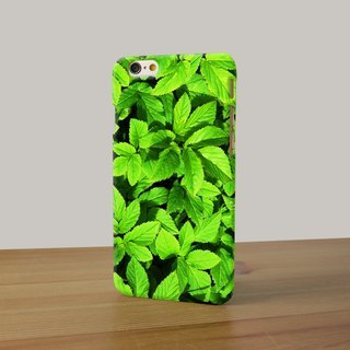 Green Leaves Art pattern 3D Full Wrap Phone Case, available for  iPhone 7, iPhone 7 Plus, iPhone 6s, iPhone 6s Plus, iPhone 5/5s, iPhone 5c, iPhone 4/4s, Samsung Galaxy S7, S7 Edge, S6 Edge Plus, S6, S6 Edge, S5 S4 S3  Samsung Galaxy Note 5, Note 4, Note 3