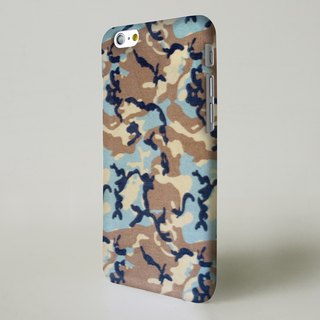 Brown Camouflage Pattern 52 3D Full Wrap Phone Case, available for  iPhone 7, iPhone 7 Plus, iPhone 6s, iPhone 6s Plus, iPhone 5/5s, iPhone 5c, iPhone 4/4s, Samsung Galaxy S7, S7 Edge, S6 Edge Plus, S6, S6 Edge, S5 S4 S3  Samsung Galaxy Note 5, Note 4, Not
