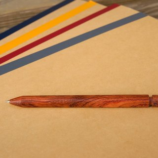 Rosewood wood pen (automatic pencil)