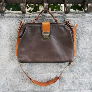 Sienna small leather doctor bag