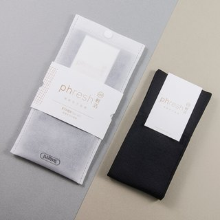 Ether - Crew Socks for All - Graphite Black