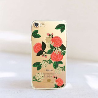 Rose iphone 8 plus case Flowers iphone x case Phone case iphone 7 case LG G6