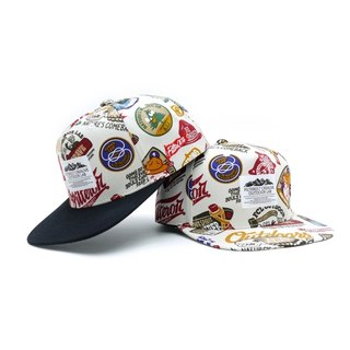 Filter017- 棒球帽 - Outdoor Graphics Pattern Work Cap – W57墾趣圖紋工作帽