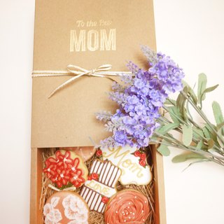 Mummy Limited ToTheBestMOM Sugar Cookies Limited Group