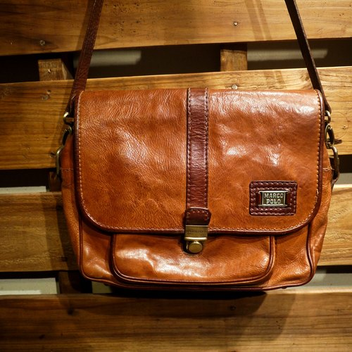 Skarn Shika Vintage Bag Classic Brand Marco Polo Dorsal Skin Color Top Italian Handmade Leather A1 003 Designer Modern Times I