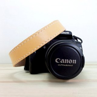 LION's Handmade Leather -- Camera Strap (S)