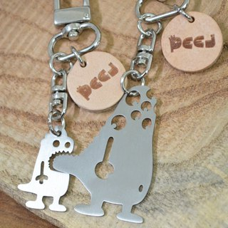 But, I Like You   Stainless Steel Keychain (Set) Valentines