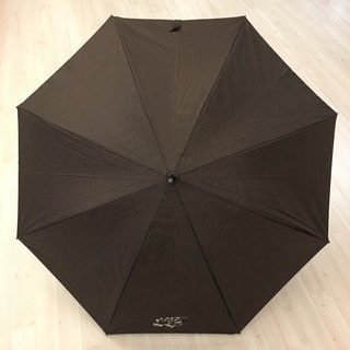 Kitty Cat / Lynx Double Umbrella / Brown (Not available outside Taiwan)