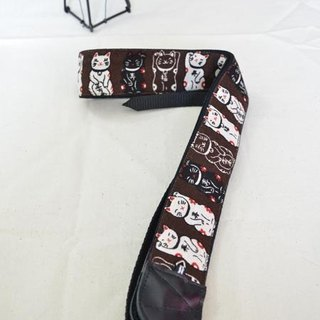 Lucky Cat Retarded Retro Strap Camera Strap Uke Lili Camera Strap