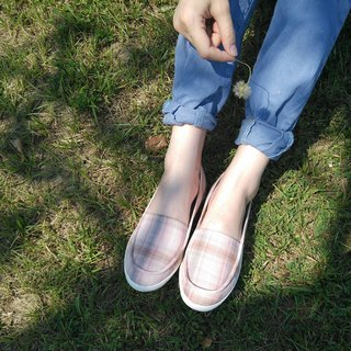 hanamikoji shoes Comfortable Casual Flat Shoes Pink Quilt Cotton Japan