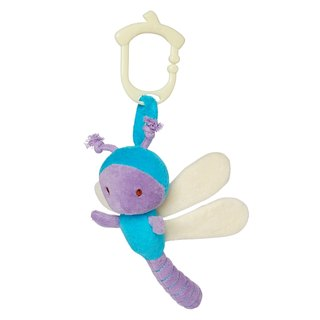 US MyNatural Clip n Go accompanying doll hanging dragonfly -Dragonfly