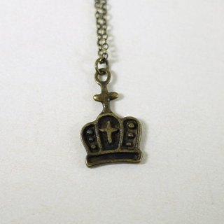 [Gold jewelry] * Charlene ‧ medieval crown - pure copper / bronze