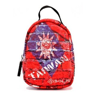 SOLIS [ Taiwan flag Series ] Premium Purse Bag /Waist Bag