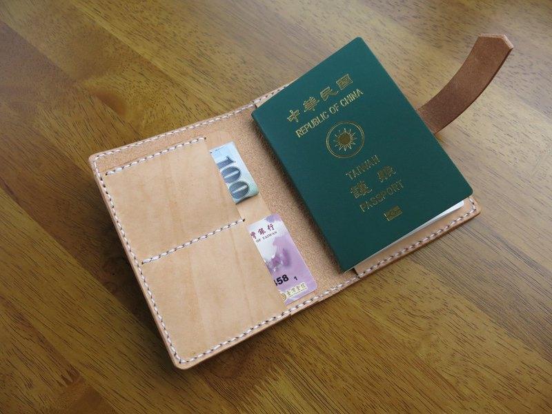 旅行記憶護照夾【Jane One Piece】