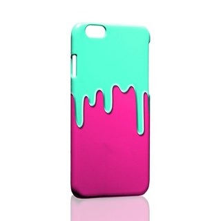 Dissolved! Blue pink Custom Samsung S5 S6 S7 note4 note5 iPhone 5 5s 6 6s 6 plus 7 7 plus ASUS HTC m9 Sony LG g4 g5 v10 phone shell mobile phone sets phone shell phonecase