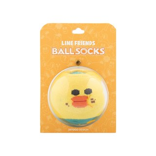 LINE FRIENDS socks _ greedy Sally