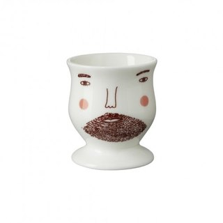 Beardy Bob Bone China Cup | Donna Wilson