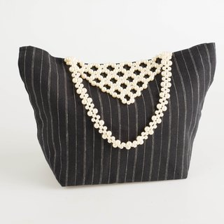 Sparkling Pearls_shoulder bag (exclusive design)