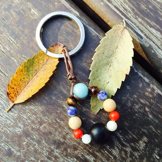 "Suddenly ""key ring series"" Little wreath - the power of faith"