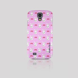 (Rabbit Mint) Mint Rabbit Phone Case - Bu Mali bow Merry Boo - Samsung S4 (M0013)