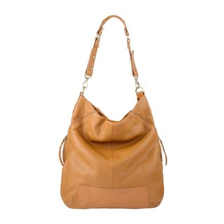 THE LAIR Shoulder Bag_Tan / Camel