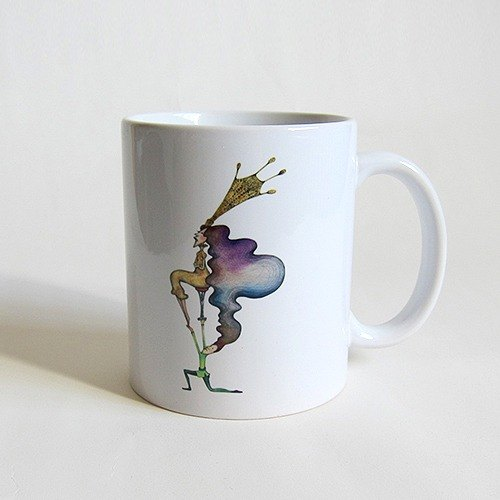 Miss Princess Disease Mug / mug