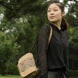 側背包Shoulder Bag │天然防潑水│紙纖│可機洗