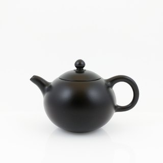 Carburizing pomelo teapot