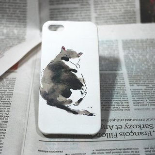 【GOOD TO TRAVEL】 Mobile Shell ◆ ◇ ◆ Meow Po ◆ ◇ ◆ for Iphone 5 / 5S / SE, 6 / 6S, 6 + / 6S +, 7/7 +, 8/8 + / X