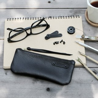 <隆鞄工坊>Adults Limited - Pencil Case / Plus Edition 2.0 (Black)