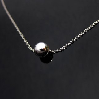 [BB] Wish Wish silver ball necklace. 925 silver