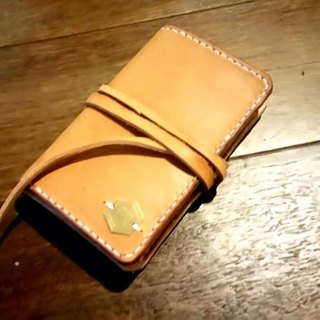 Mobile Phone Protector (leather band)