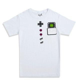[] GameBoy Mapus concept T-shirt