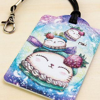 Good meow Universal Card Case - Cat Tai Fook