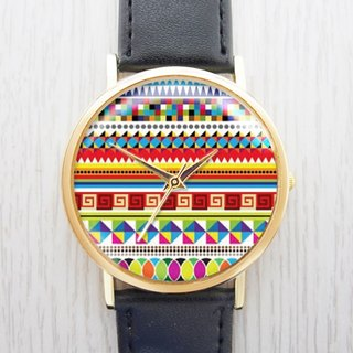 Fashion Tribal Pattern - Women's Watch / Men's Watch / Neutral Table / Accessories [Special U Design]
