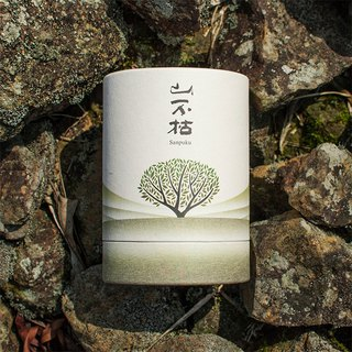 Wuyi Oolong Tea, Treat Round Cans and Ripe Fruits
