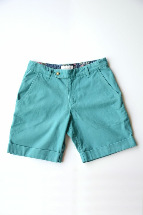 Machismo- high water saturation knee shorts