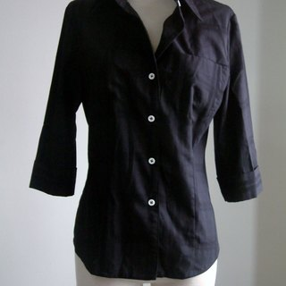 Black Sleeve Shirt