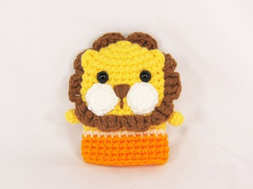 Serious lion - key sets - Key Holder