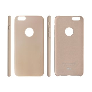 【Rolling Ave.】Ultra Slim iphone 6s / 6 手感皮質護套-時尚米