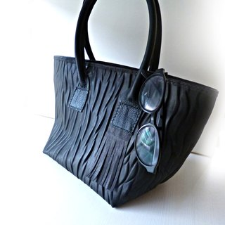 POPO│ Blackstone │ │ Leather Tote