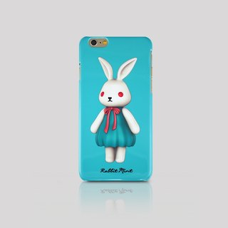 (Rabbit Mint) iPhone 6 Case - Merry Boo Classic (M0002)