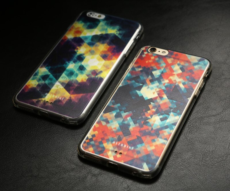 OVERDIGI CANVAS iPhone6 ​​(S) double-encapsulated protective shell