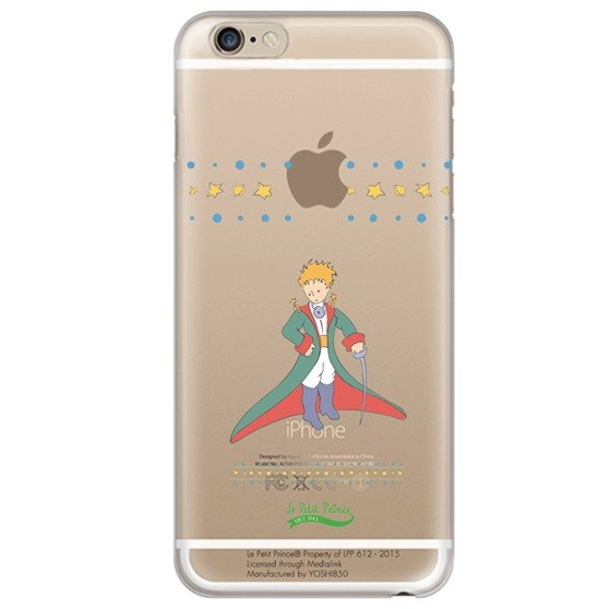 "Little Prince classic license-TPU phone shell: [Prince] ""iPhone / Samsung / HTC / ASUS / Sony / LG / millet / OPPO"""