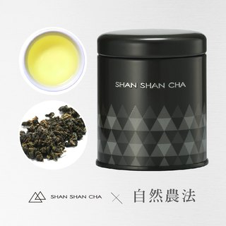 [Mountains came to the tea] Natural Agricultural Law Jintao Oolong Tea (37.5g/can)