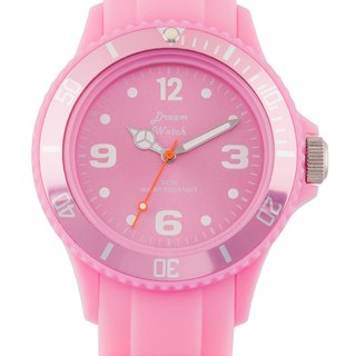 Dream Watch - Fashion quartz watch, men and women wear with popular pieces / best holiday gift (pink)