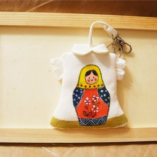 Hand-painted document sets - Russian dolls
