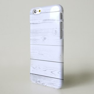 Print Wood Pattern white 3D Full Wrap Phone Case, available for  iPhone 7, iPhone 7 Plus, iPhone 6s, iPhone 6s Plus, iPhone 5/5s, iPhone 5c, iPhone 4/4s, Samsung Galaxy S7, S7 Edge, S6 Edge Plus, S6, S6 Edge, S5 S4 S3  Samsung Galaxy Note 5, Note 4, Note 3